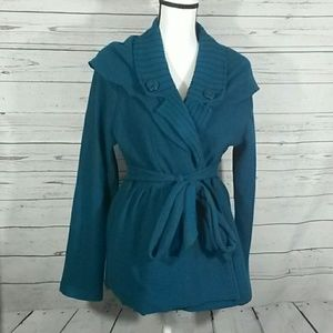 Anthropologie Sweaters - ANTHROPOLOGIE sparrow XL 100% wool sweater